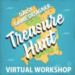 Girl Scout Game Design Treasure Hunt Virtual Workshop