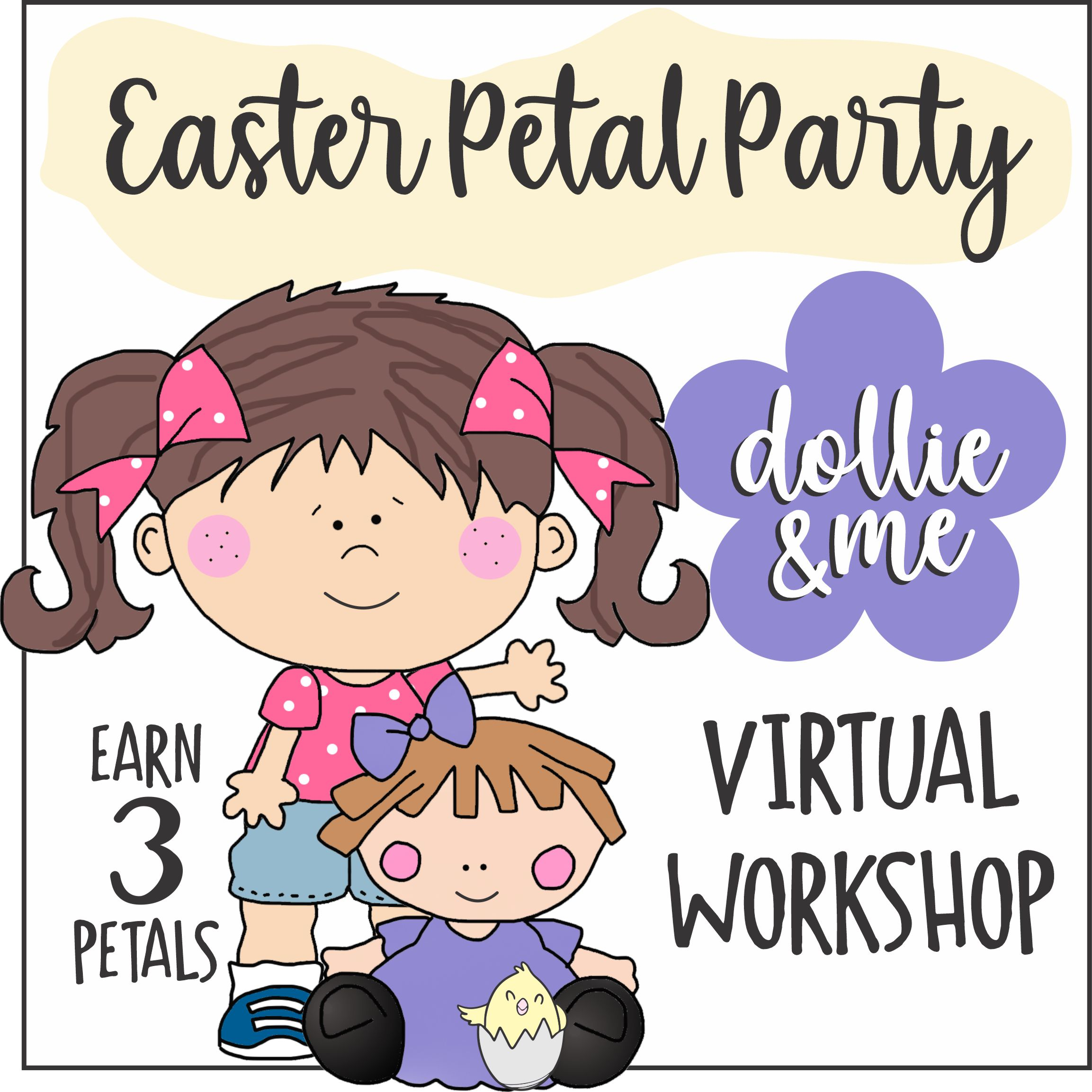 Easter Workshop for Daisies