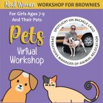 Girl Scout Virtual Pets Badge Workshop