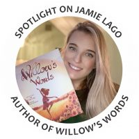 Jamie Lago author of Willows Words