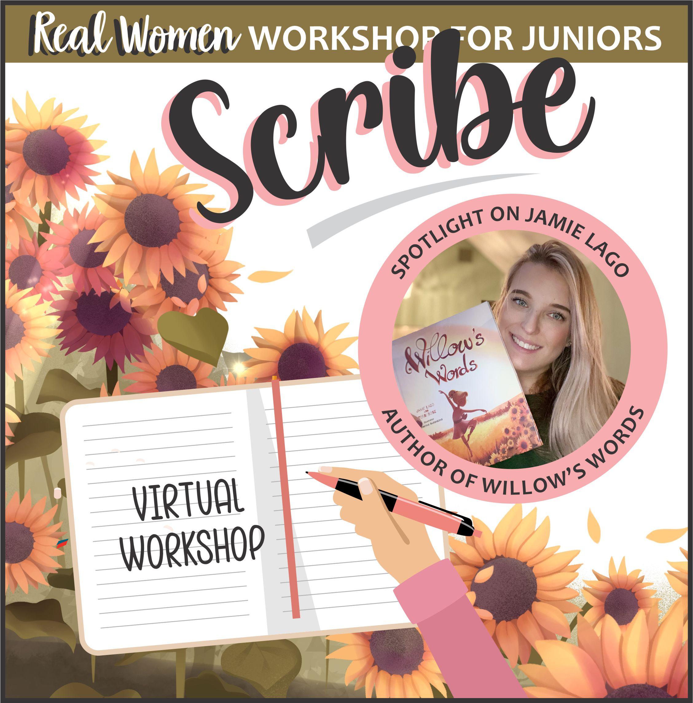 Junior Scribe Real Woman Workshop