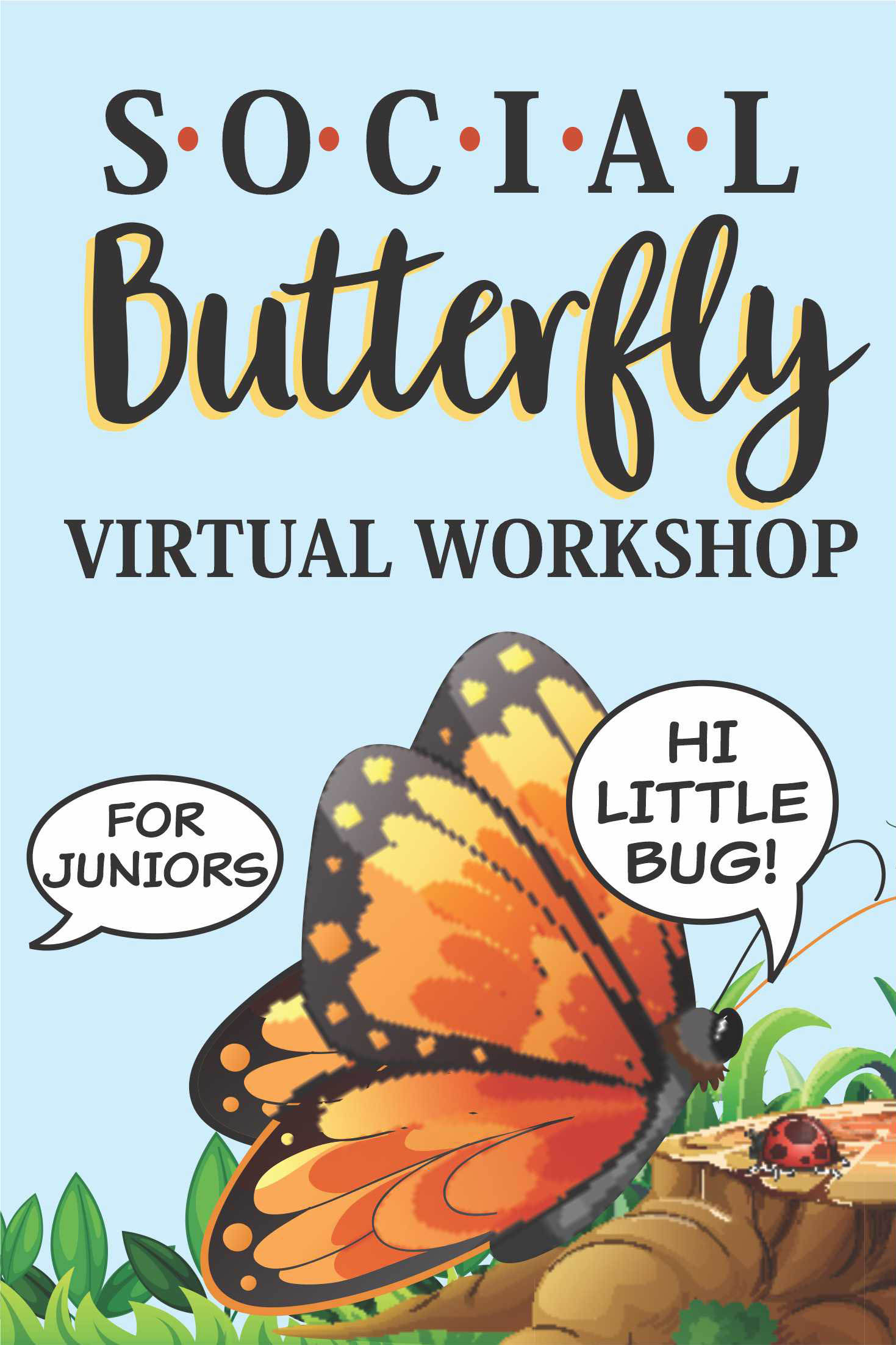 Your Juniors will have fun learning about table manners, phone manners, how to start conversations, and more! #makingfriends #juniors #gsjuniors #socialbutterfly #virtualworkshop #onlineclass #manners #conversations #girlscouts #girlscoutsonline #juliettescouts via @gsleader411