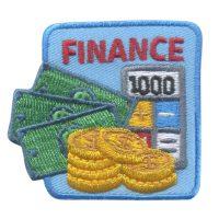 Girl Scout Finance Fun Patch