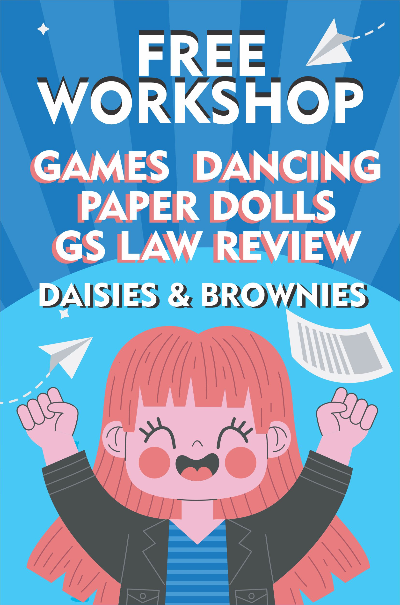 Free Girl Scout Workshop for Daisies and Brownies via @gsleader411