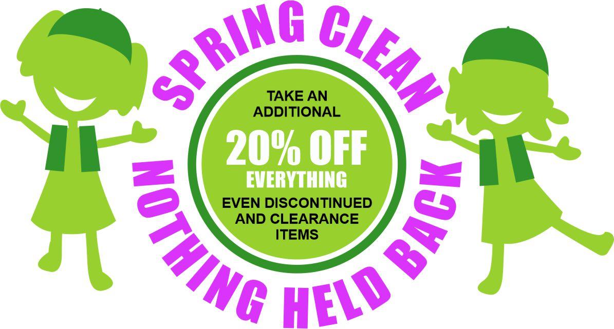 Spring Clean Asle