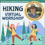 Hiking Virtual Workshop for Girl Scouts