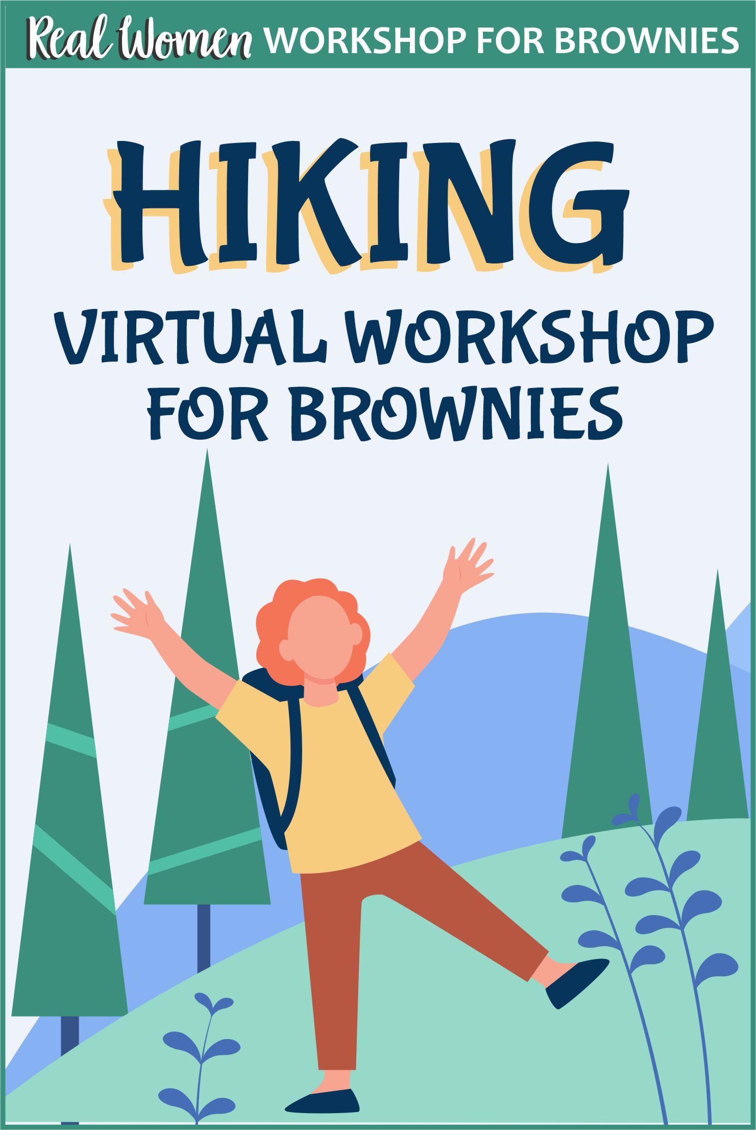 Hiking Virtual Workshop for Girl Scouts via @gsleader411