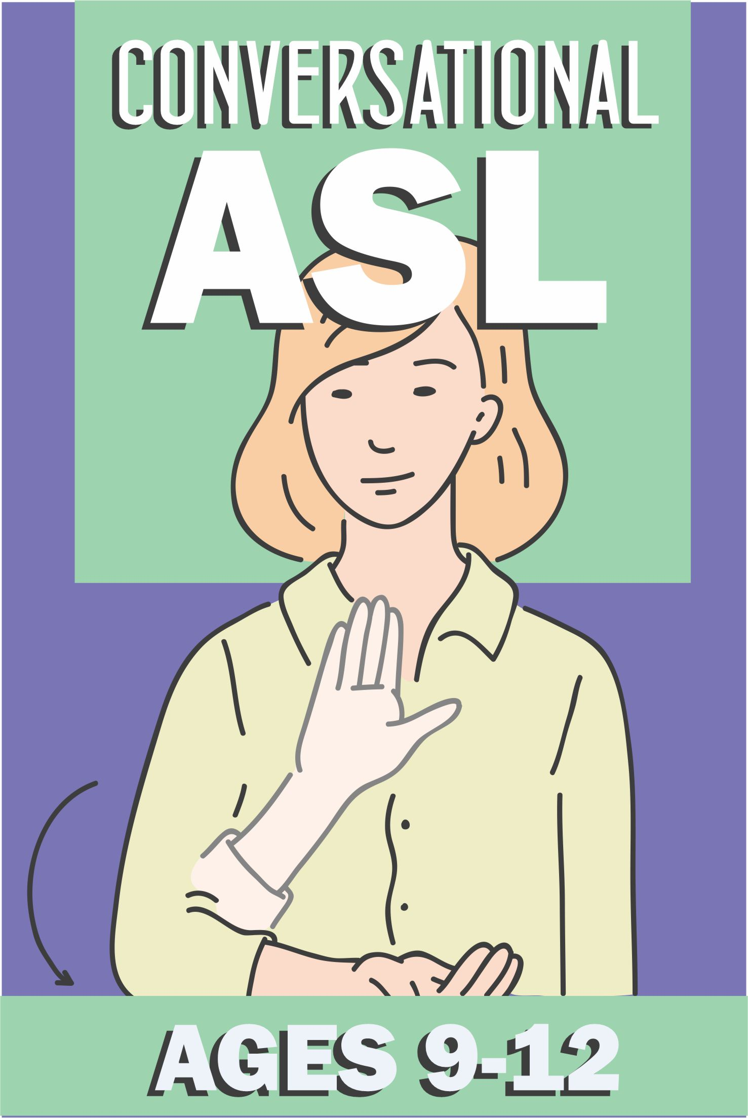 Get started with basic sign language. After this class, you will be able to greet and introduce yourself in ASL and more! #makingfriends #signlanguage #asl #virtualasl #sign #girlscouts #funclass #gsworkshop via @gsleader411