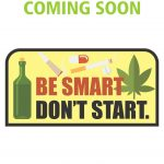 Girl Scout Be Smart Don't Start Patch