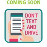 Girl Scout Don't Text and Drive Patch