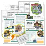Girl Scout Real Women Hiking Virtual Workshop Kit