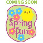 Girl Scout Spring Fun Patch -- Flowers