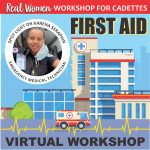 Girl scout Cadette First Aid Workshop