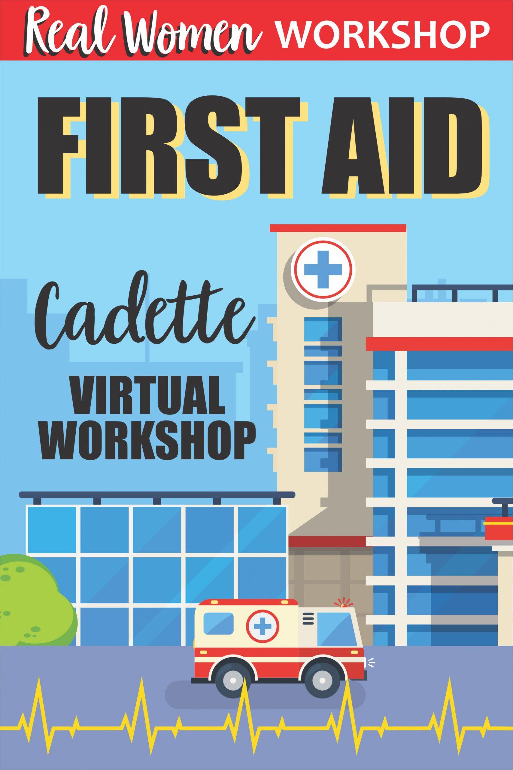 Girl scout Cadette First Aid Workshop via @gsleader411