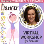 girl scout dancer workshop