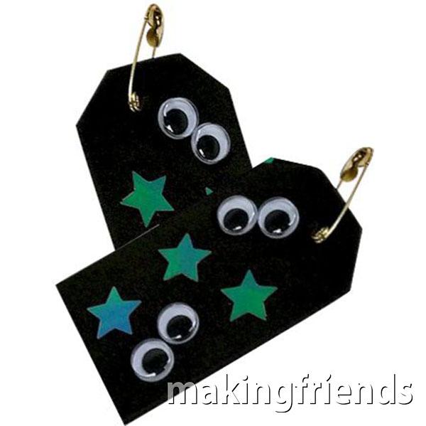 Girl Scout Overnighter Friendship Swap Kit via @gsleader411