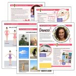 Girl Scout Dancer Badge Download for Brownies