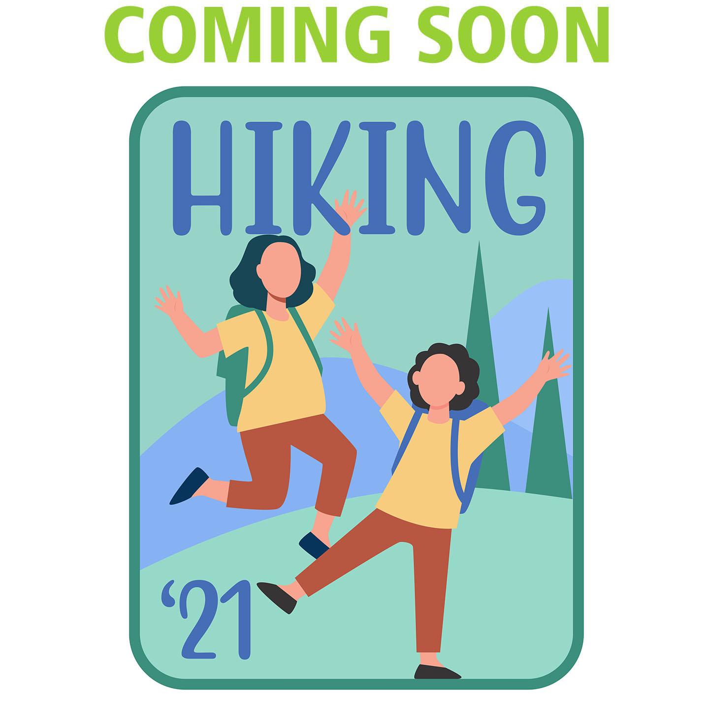 Girl Scout Hiking 2021 Fun Patch