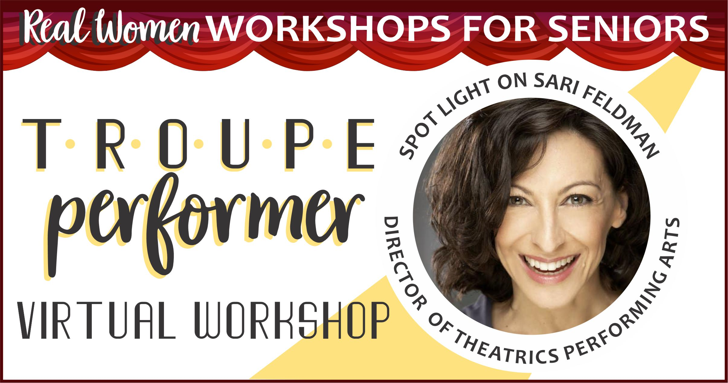 Girl Scout Troupe Performer Virtual Badge Workshop