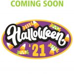 Girl Scout Halloween 2021 Patch