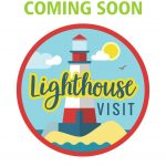 Girl Scout Lighthouse Visit Fun Patch