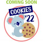 Girl Scout Cookies 2022 Fun Patch