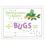 Girl Scout Fun and Games Bug Download for Brownies