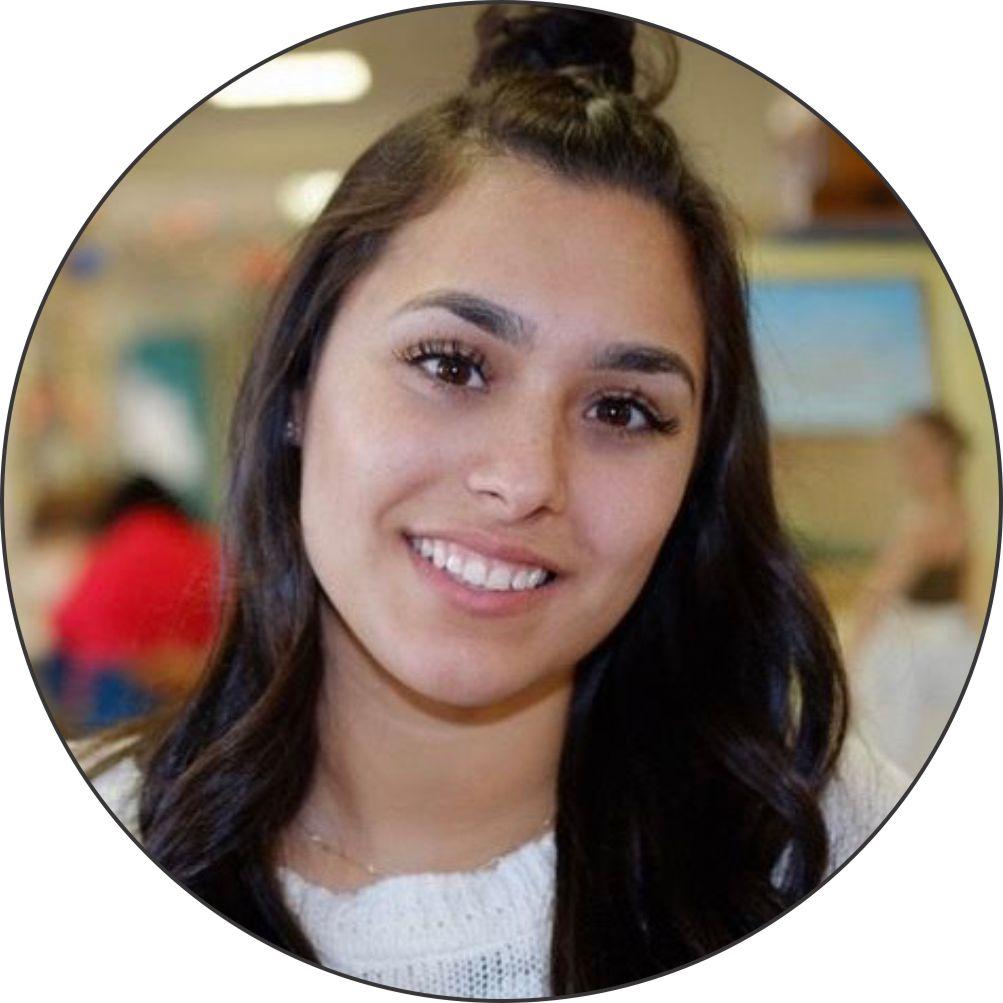 Girl Scout Real Woman Lauren Gravagna