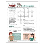 Girl Scout Fun and Games Special Agent Downloads for Cadettes